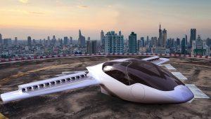Lilium Jet, le premier né des avions électriques, a fait son vol inaugur