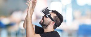 Google et la simulation VR à l'heure de la pause café