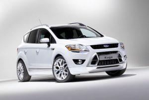 Le Ford Kuga une voiture aux allures viriles