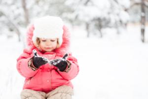 Comment habiller votre petite fille en hiver ?