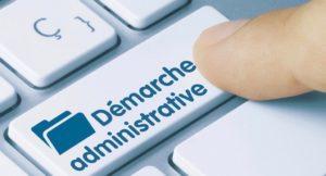 Les démarches administratives peuvent se faire en ligne