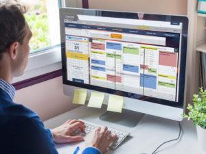 Quels sont les avantages d'un calendrier en ligne ?